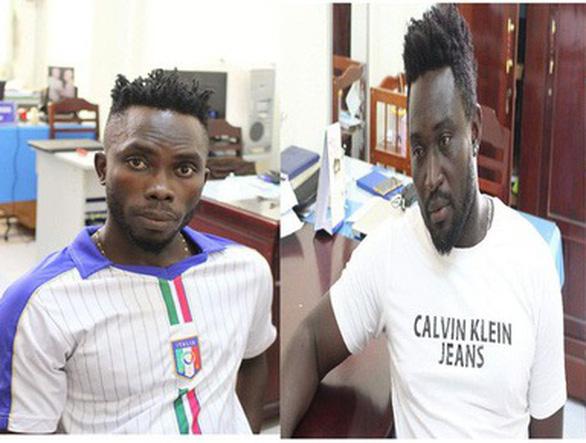 Cầu thủ bóng đá nhập tịch vướng thêm vụ lừa đảo tại Cà Mau - Ảnh 1.