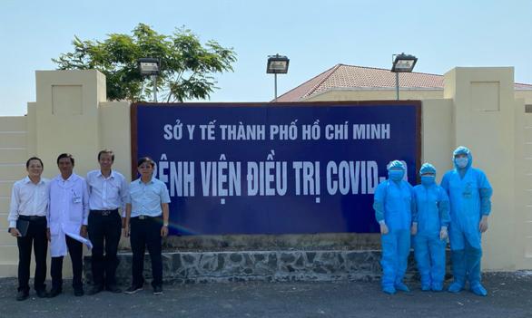 Bệnh viện điều trị COVID-19 tại Cần Giờ đi vào hoạt động - Ảnh 3.