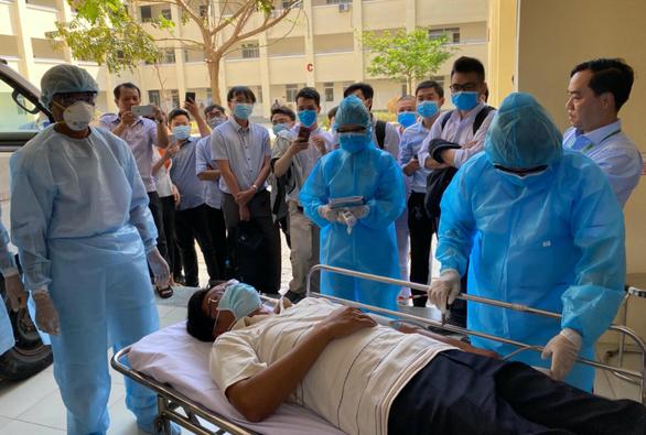 Bệnh viện điều trị COVID-19 tại Cần Giờ đi vào hoạt động - Ảnh 2.
