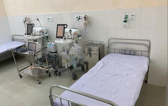 Bệnh viện điều trị COVID-19 tại Cần Giờ đi vào hoạt động - Ảnh 5.