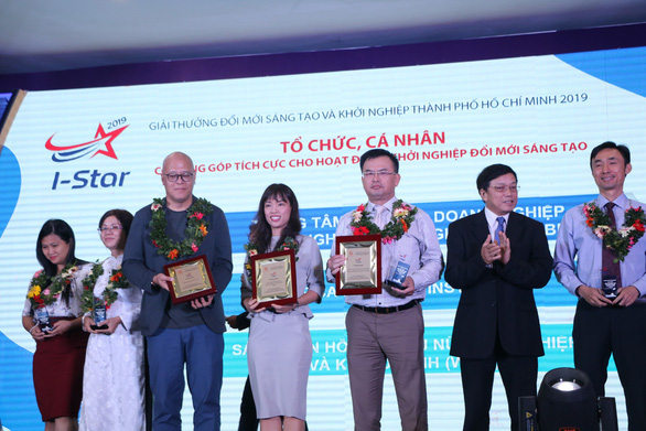 Khởi động Giải thưởng Đổi mới sáng tạo và khởi nghiệp TP.HCM năm 2020 - Ảnh 1.