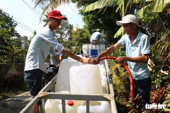 Nguồn nước thô TP.HCM cũng đã nhiễm mặn - Ảnh 2.