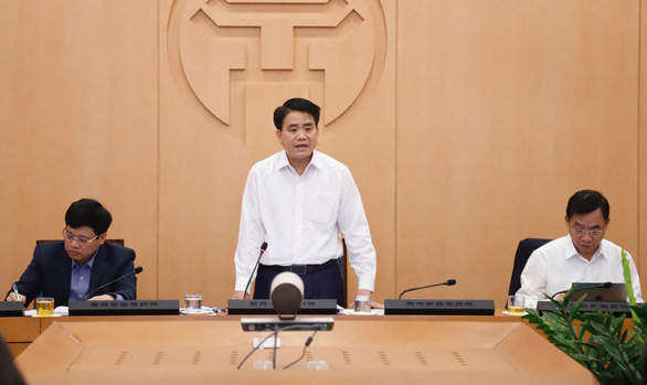 Chủ tịch Hà Nội khuyên con đang học ở Mỹ trữ đồ ăn, ở nhà 3 tháng - Ảnh 1.