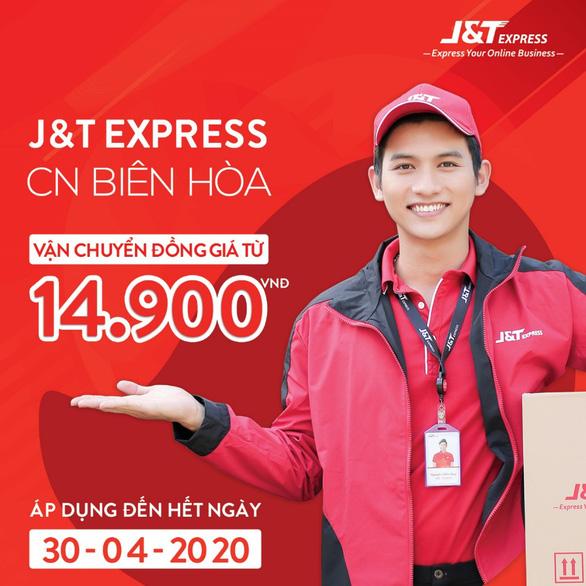 Tháng 3 này đừng bỏ lỡ Chương trình đồng giá giao hàng của J&T Express - Ảnh 1.