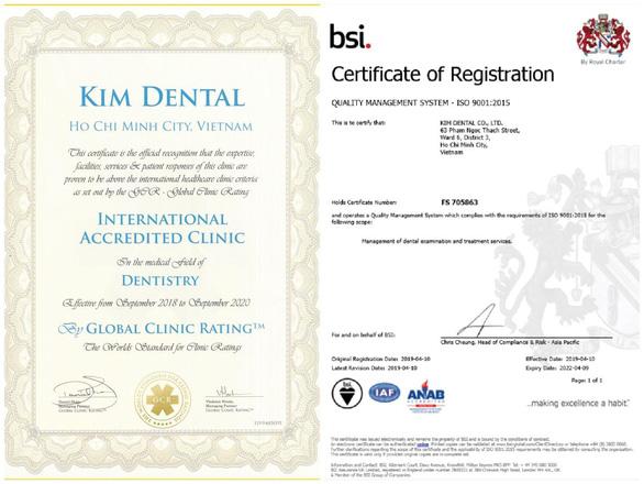 Vì nụ cười Việt Nam - Nha Khoa Kim tặng 10.000 gói chăm sóc răng miệng - Ảnh 3.
