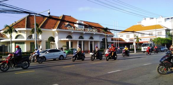 Đề xuất dời ga Nha Trang để xây nhà ở, cao ốc thương mại - Ảnh 1.