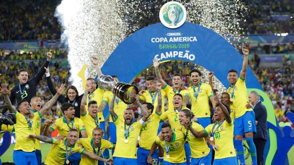 Copa America 2020 nối gót Euro, dời sang 2021 - Ảnh 1.