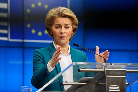 Nhiều nước EU đã 'dựng rào' biên giới để phòng dịch COVID-19 - Ảnh 1.