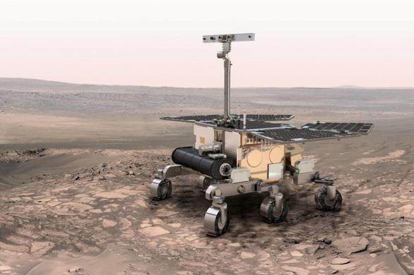 Châu Âu hoãn phóng tàu thăm dò sao Hỏa vì corona - Ảnh 1.