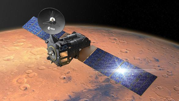 Châu Âu hoãn phóng tàu thăm dò sao Hỏa vì corona - Ảnh 2.