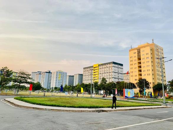 Ký túc xá ĐH Quốc gia TP.HCM tạm ngưng tiếp nhận sinh viên từ 18-3 - Ảnh 1.