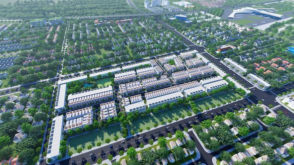 The Golden City Long Thành: Đất nền sổ đỏ, lựa chọn an toàn - Ảnh 1.