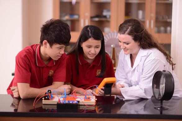 Lợi thế của VAS khi giảng dạy chương trình quốc tế Cambridge - Ảnh 4.