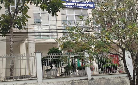 Khởi tố thêm 4 bị can vụ tham ô hơn 26 tỉ ở Phòng giáo dục Sìn Hồ - Ảnh 1.