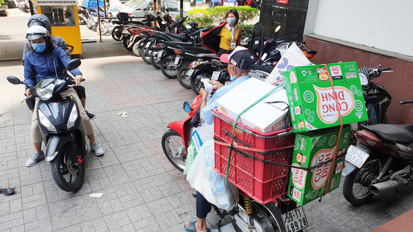 Saigon Co.op đảm bảo lương thực, thực phẩm cho bệnh viện dã chiến - Ảnh 2.