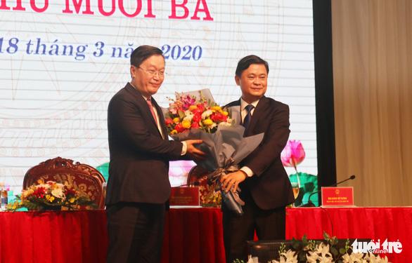 Nghệ An có tân Chủ tịch tỉnh 46 tuổi - Ảnh 1.
