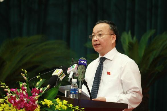 Phó chủ tịch Hà Nội bị đề nghị kiểm điểm liên quan vi phạm ở dự án nghìn tỉ - Ảnh 1.