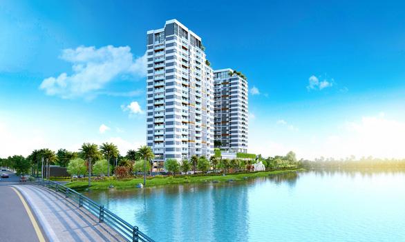 Nhà đầu tư nhìn xa trông rộng chọn BĐS ven sông - Ảnh 1.