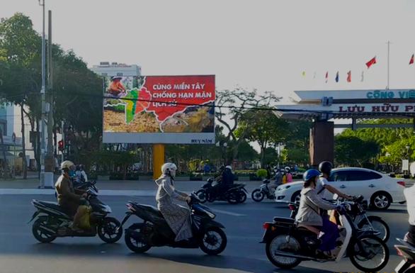 Ngành quảng cáo lan truyền thông điệp cùng miền Tây chống hạn mặn lịch sử - Ảnh 6.