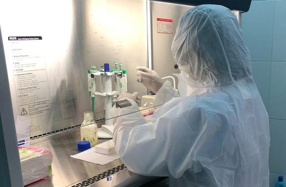 Cần Thơ là nơi đầu tiên ở ĐBSCL được công nhận xét nghiệm COVID-19 - Ảnh 1.