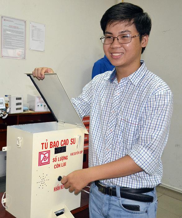 Tiếp cận lò đào tạo điện - điện tử tại Đai học Duy Tân - Ảnh 19.