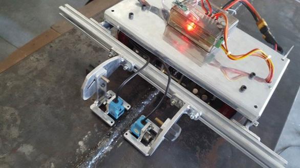 Tiếp cận lò đào tạo điện - điện tử tại Đai học Duy Tân - Ảnh 20.