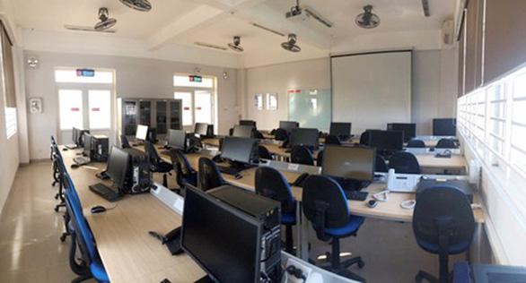 Tiếp cận lò đào tạo điện - điện tử tại Đai học Duy Tân - Ảnh 9.