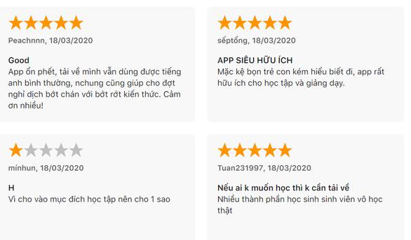 Nhiều học sinh Việt đòi xóa app học trực tuyến để... khỏi phải học - Ảnh 3.