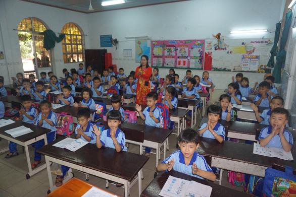 TP.HCM triển khai dạy trực tuyến cho học sinh tiểu học - Ảnh 1.