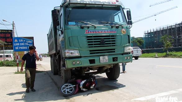 Cố tình cán chết người bị tai nạn: Án lệ cảnh báo các tài xế - Ảnh 1.