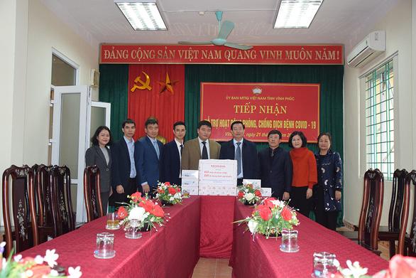 Honda Việt Nam chung tay phòng chống dịch tại Việt Nam - Ảnh 2.