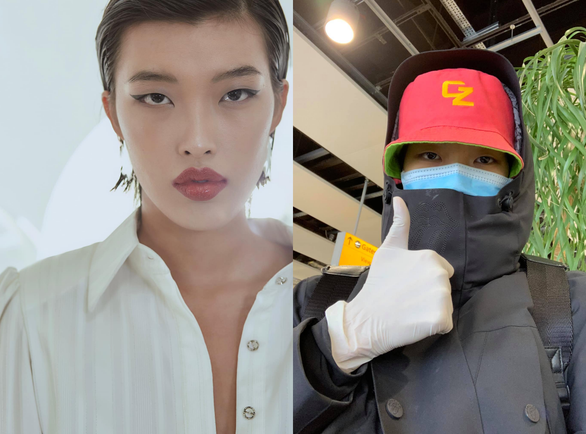 Người mẫu Võ Hoàng Yến và Phương Oanh cách ly tập trung ở Bình Dương và TP.HCM - Ảnh 3.