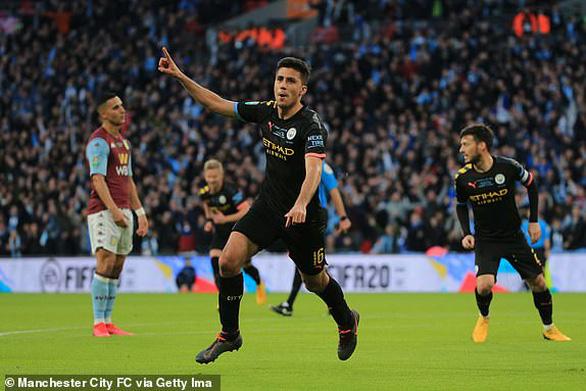 Man City vô địch Cúp Liên đoàn Anh 2020 - Ảnh 3.