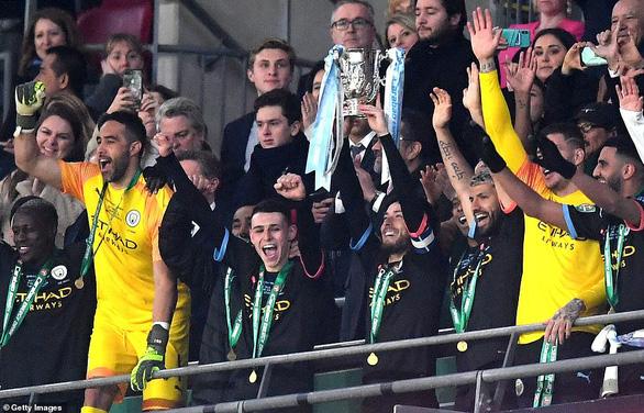 Man City vô địch Cúp Liên đoàn Anh 2020 - Ảnh 1.
