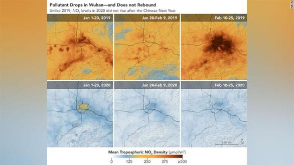 Trung Quốc giảm ô nhiễm nhờ... các biện pháp ngăn corona - Ảnh 2.