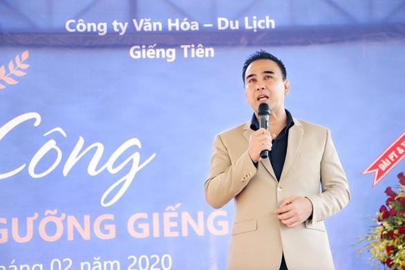 Quyền Linh xây dựng khu văn hóa tín ngưỡng Giếng Tiên kinh phí 200 tỉ - Ảnh 2.