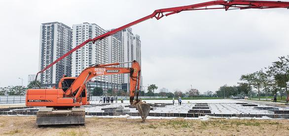 Samsung chi 220 triệu USD xây Trung tâm R&D lớn nhất ASEAN tại Hà Nội - Ảnh 1.