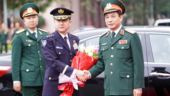 Nhật Bản hỗ trợ đào tạo chuyên gia kỹ thuật quốc phòng - Ảnh 1.