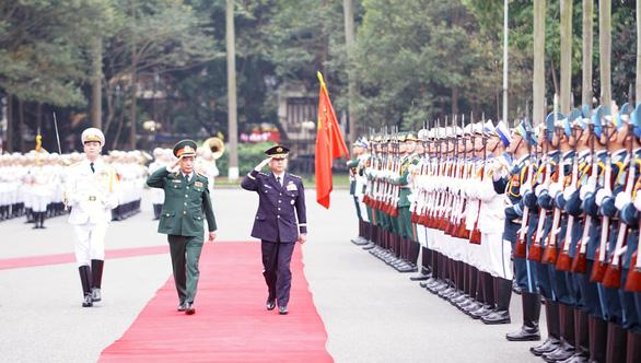 Nhật Bản hỗ trợ đào tạo chuyên gia kỹ thuật quốc phòng - Ảnh 2.