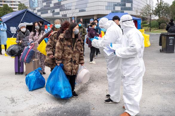 COVID-19: Số ca nhiễm mới ở Trung Quốc thấp nhất hơn 1 tháng qua - Ảnh 3.