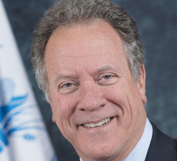 Giám đốc Chương trình lương thực Liên Hiệp Quốc mắc COVID-19 - Ảnh 1.