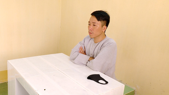Bắt thanh niên chuyên giả dạng người tu hành để trộm tài sản của chùa - Ảnh 1.