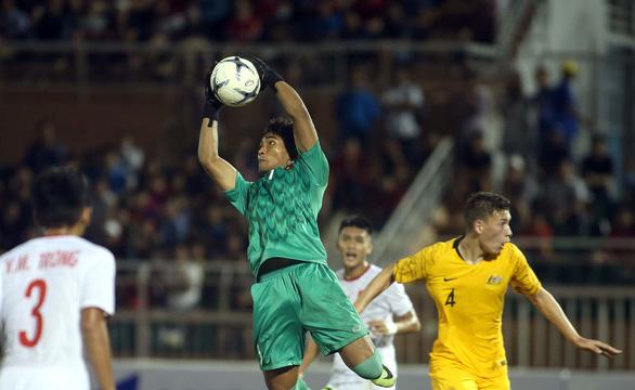 Ban giải quyết khiếu nại VFF bác đơn của cựu thủ môn U23 Việt Nam vì thi đấu tiêu cực - Ảnh 1.