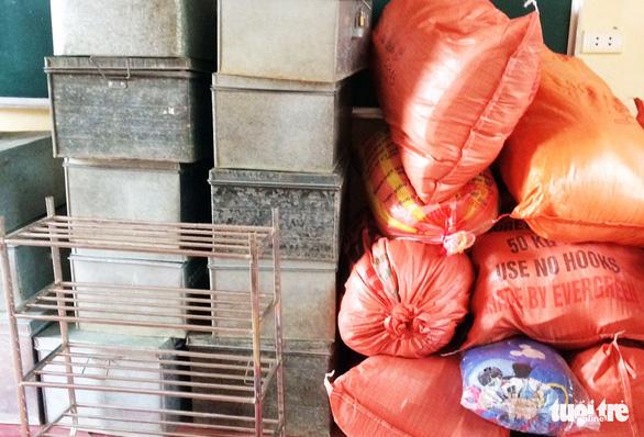 Dọn ký túc xá trường vùng cao đón người lao động từ Lào về cần cách ly - Ảnh 5.