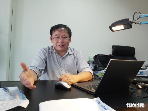 Nguyên thứ trưởng Bùi Văn Ga sáng chế hệ thống đo thân nhiệt từ xa, chuyển giao miễn phí - Ảnh 2.