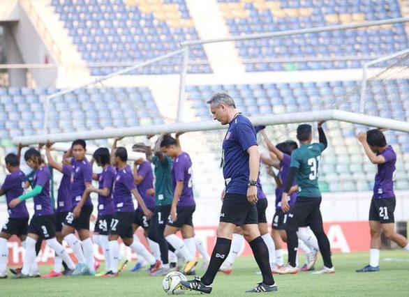 Tuyển Myanmar sợ thua đội hạng dưới Malaysia khi được mời giao hữu - Ảnh 1.