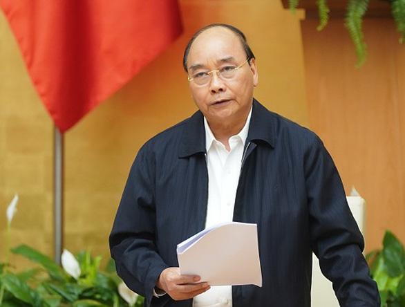Thủ tướng yêu cầu đóng cửa các dịch vụ không cần thiết, xã hội hóa cơ sở cách ly - Ảnh 1.