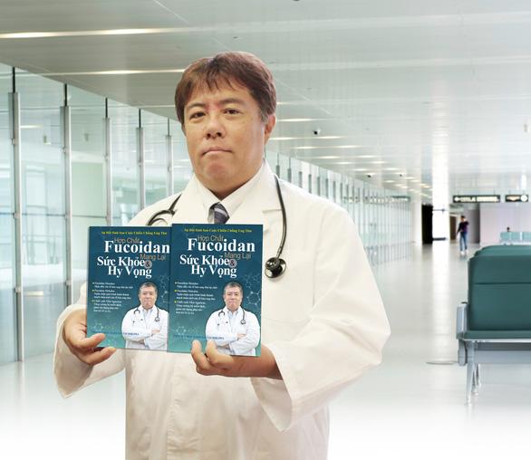 Sách Fucoidan - Giải pháp hữu hiệu hỗ trợ bạn chiến thắng ung thư - Ảnh 1.