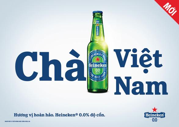 Trải nghiệm hương vị tuyệt hảo với 0.0% độ cồn của bia Heineken® 0.0 - Ảnh 1.