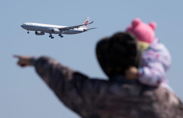 Hàng không Trung Quốc tìm cách hồi phục - Ảnh 1.